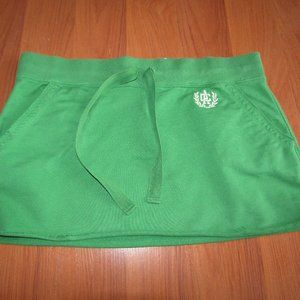 *St. Pattys Day! Green Jogger Skirt Size M